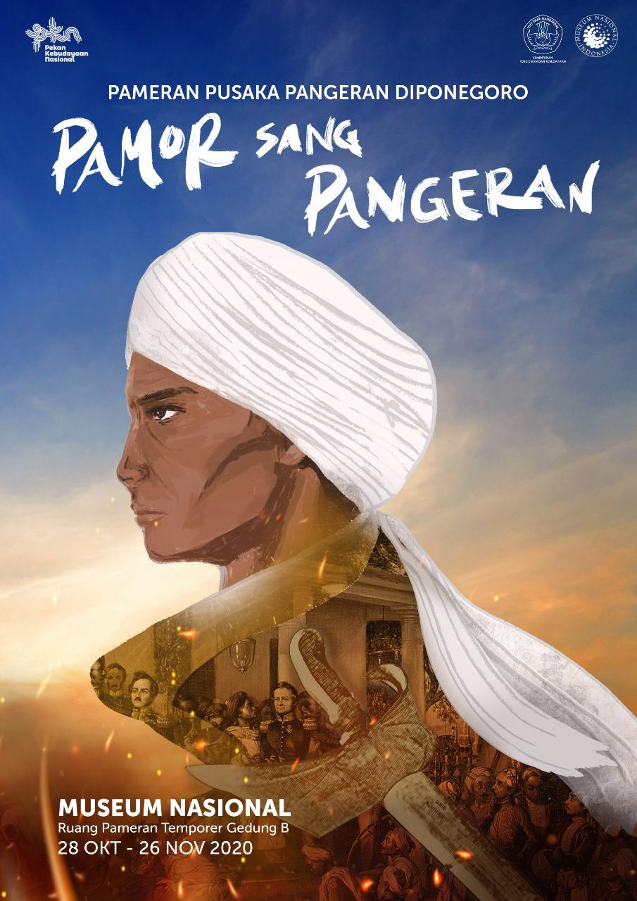 Pameran Pusaka Pangeran Diponegoro – Pamor Sang Pangeran